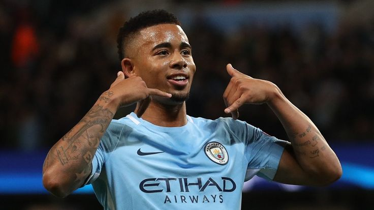 Gabriel Jesus relishing life under Pep Guardiola at Manchester City #News #composite #Football #GabrielJesus #ManCity