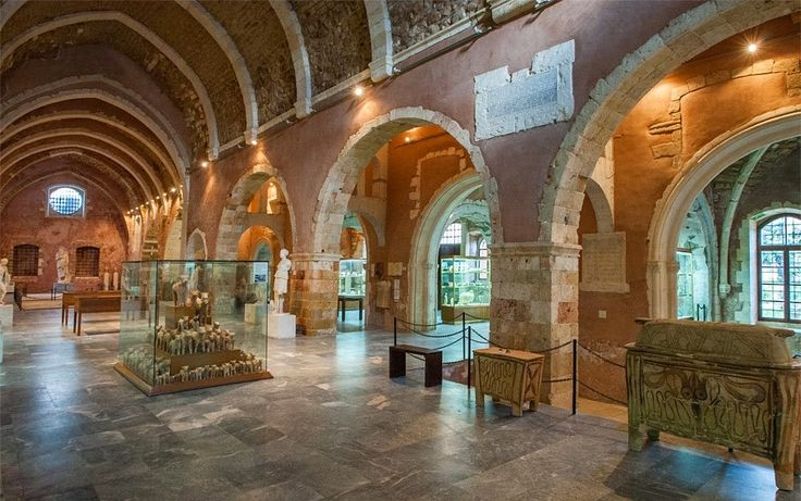 The Archaeological Museum of Chania!