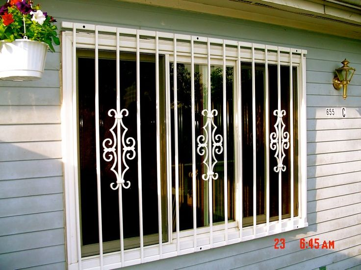 Best images about decorative security grills on