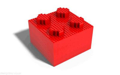 how lego is made...