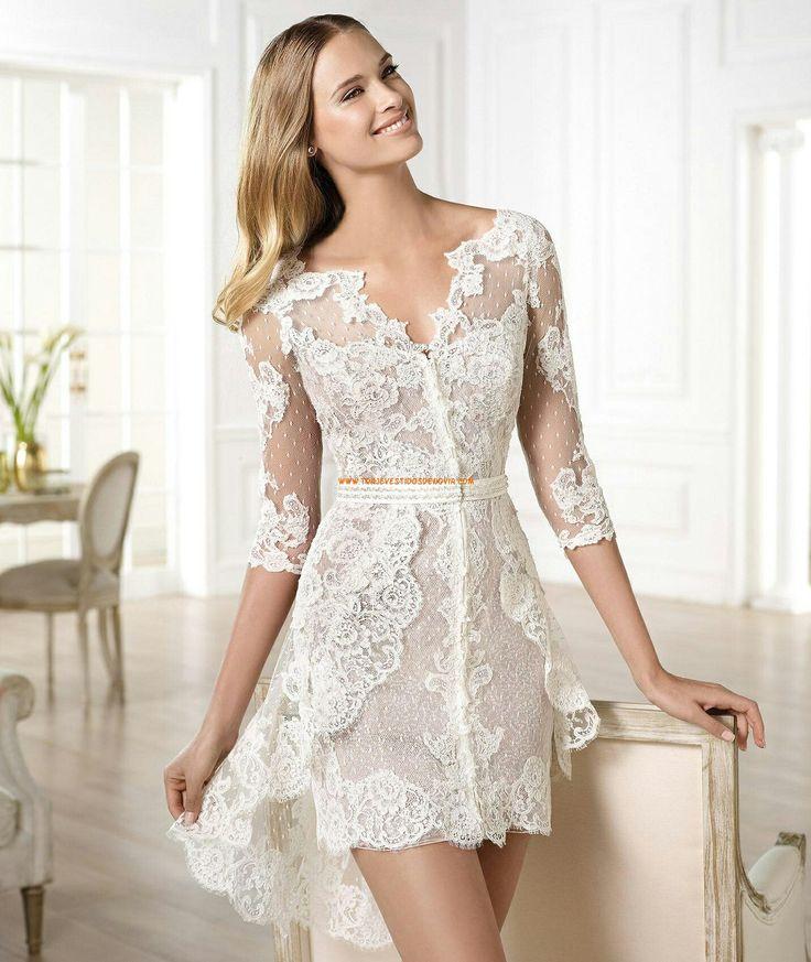 377 besten vestido de novias Bilder auf Pinterest   Abschlussball ...
