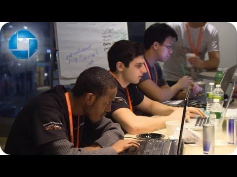 Hackathon at New York Code For Good Challenge