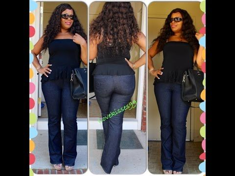 » PZI Jeans..finally jeans for curvy girls..that actually fit! - Everyday Beauty with Lovekisses99