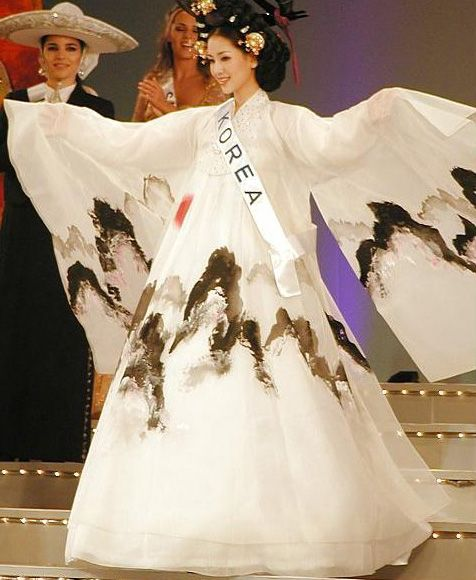 Beauty of Traditional Korean Hanbok