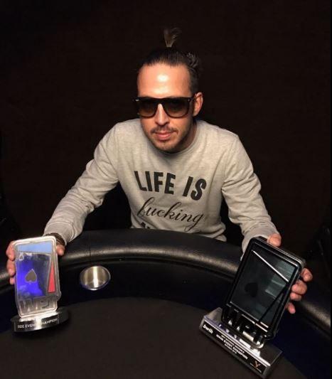 Interview Paul Gresel: Gebroken voet leidde zijn WPT-titels in - PokerCity