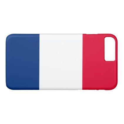 France IPhone 8 Plus 7 Case