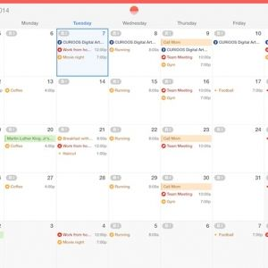 Sunrises social calendar app reaches the Mac -  Sunrise has quickly become the calendar app of choice for some people, and for good reason. Besides its straightforward interface and support for all your social networks, it's
