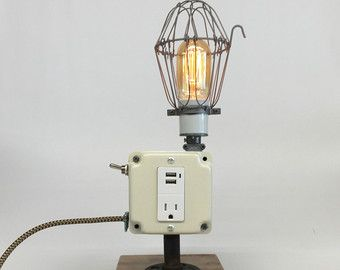 Lámpara minimalista lámpara primitiva primitiva iluminación