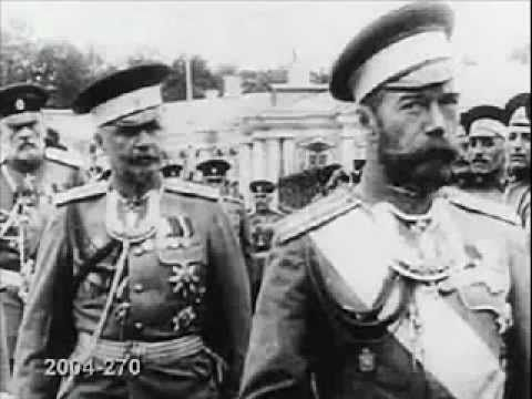 Voice Recording of Tsar Nicholas II