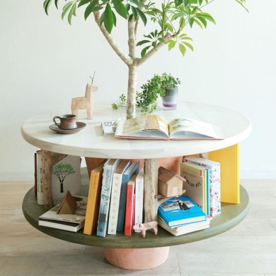 tree table