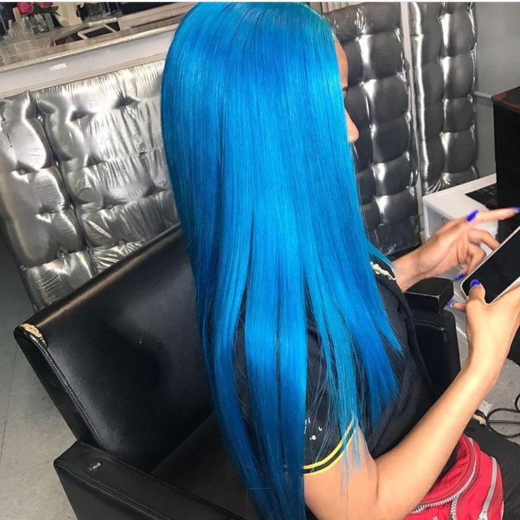 25 Best Ideas About Hague Blue On Pinterest: 25+ Best Ideas About Blue Hair Colors On Pinterest