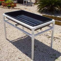 Free Plans And Pictures Of PVC Pipe Projects. This Would Be Good For BBQ  For Salads Ice Part 60