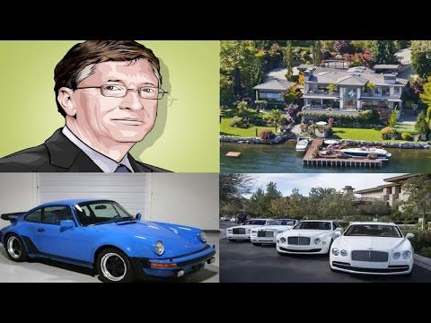 Bill Gates House And Cars Collection 2016 Bill Gates