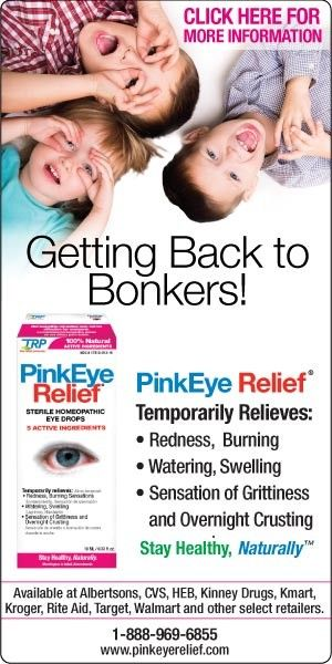 how to get rid of pink eye home remedies