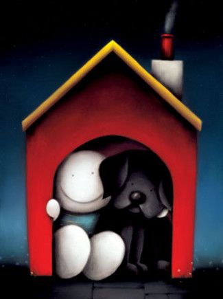 In The Dog House -  by Doug Hyde