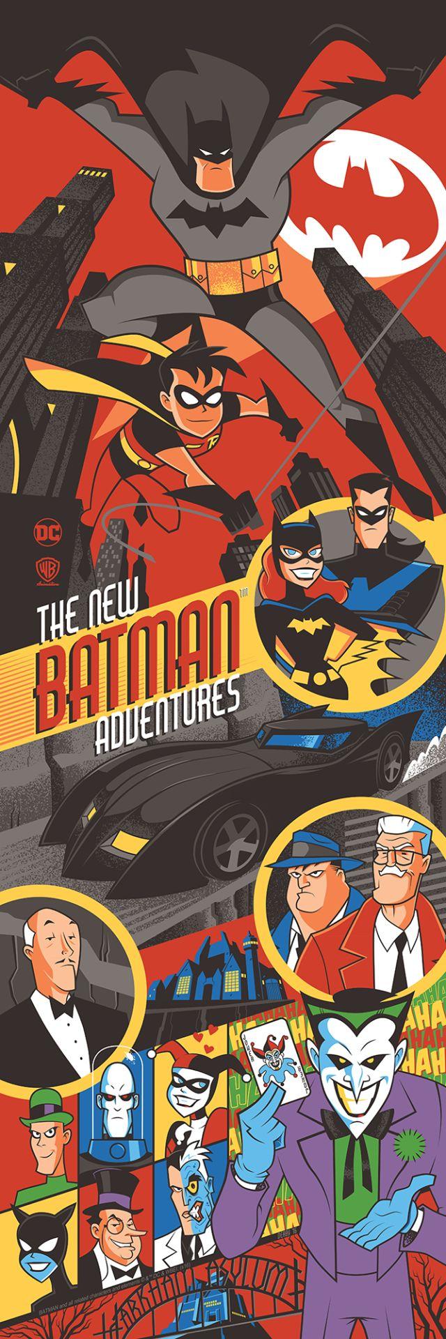 "coolpops: "" Superman & Batman Animated Series | Scott Derby - Follow Artist on Twitter // Facebook // Etsy // Blog // Instagram More Comics Related Artworks More Batman Related Artworks """
