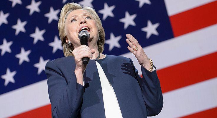 Hillary's First 100 Days: An Alternate History