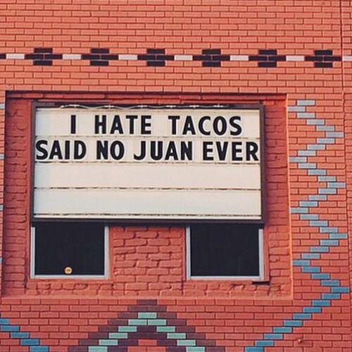 Best 25+ Taco puns ideas on Pinterest | Mexican food puns ...