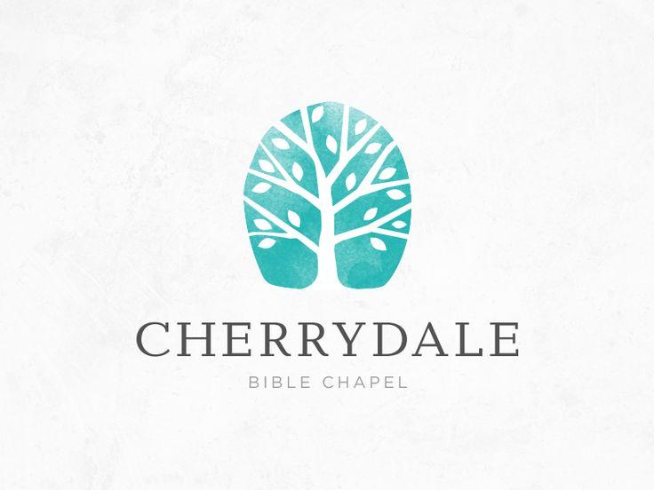 Cherrydale Bible Chapel Logo Design