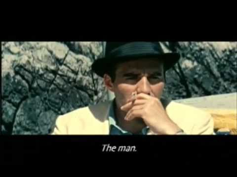 Probably the greatest french movie trailer ever - Contempt (1963) - YouTube