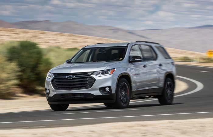 2019 Chevy Traverse Stated Reliable Suv With Extraordinary Design