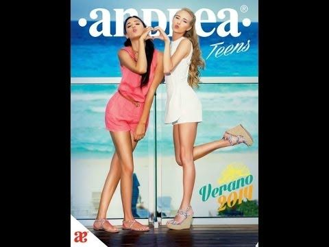 catalogo andrea teens verano 2014 (+lista de reproducción)