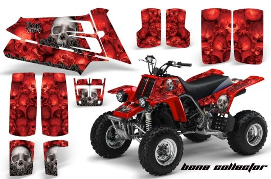 Yamaha Quad Graphic sticker decal Kit for Banshee 350 ATV