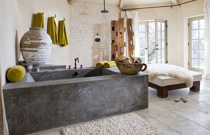 The ultimate bathroom in Sonoma Ca....by wendyowendesign.com