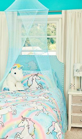 Tween Girls' Bedding, Bed Sets & Cute Pillows
