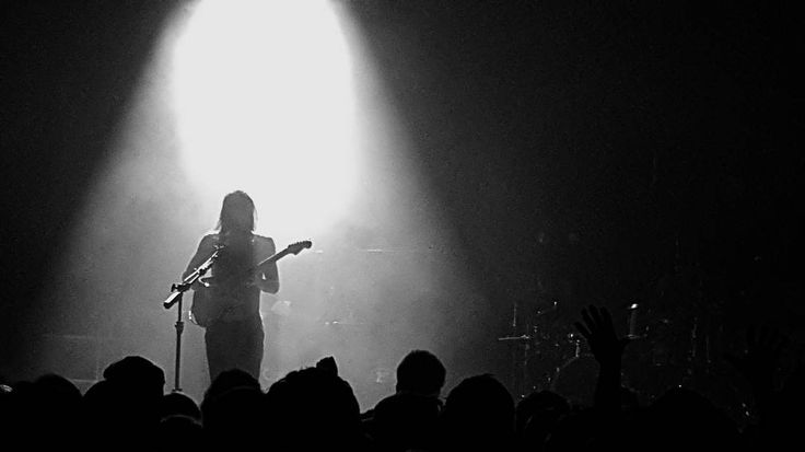 Biffy Clyro LIVE in Lucerna Hall Prague #blackandwhite #blackandwhitephotography #bnwphotography #bw #prague #live #concert #show #lucerna #lucernahall #rock #biffyclyro @BiffyClyro #lights #stage #night #NightInTheCity #galaxys6