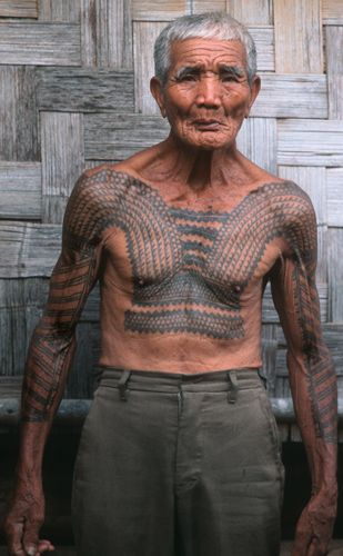 kalinga tribe tattoo - Cerca con Google