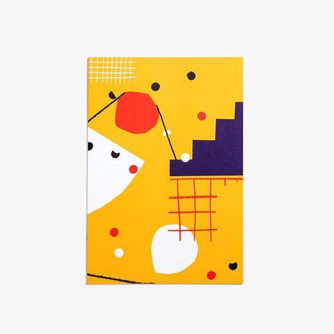 Atelier Bingo Steps Notebook for Poketo