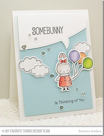 Somebunny : Created by Barbara Anders