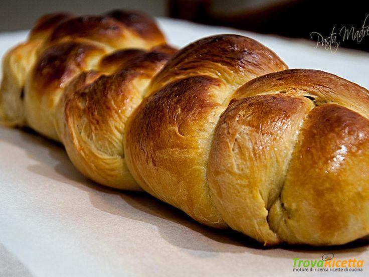 Zutrè – Pane intrecciato con zucca al Roux con fondente e noci  #ricette #food #recipes