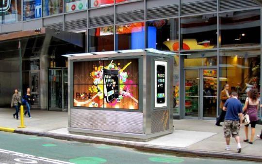 USA: First Cemusa Digital Newsstand Installed in September - Ooh-tv