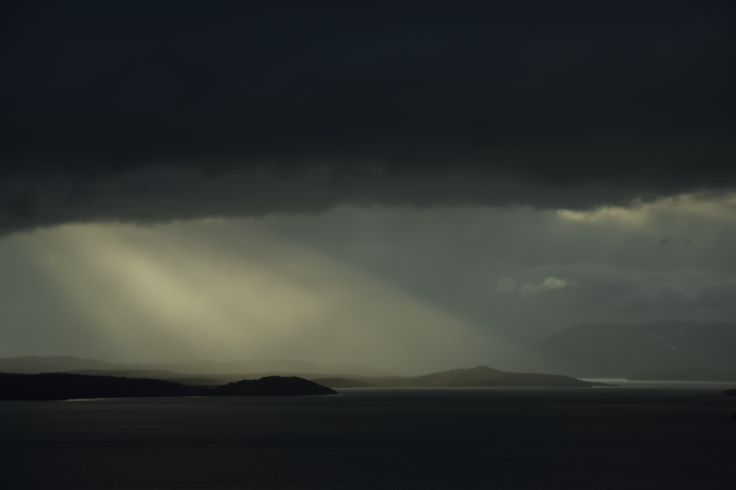 Lake Mosvatn,Skinnarbu,Telemark. view from Hardangervidda National Park Centre