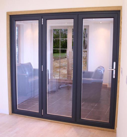 24 best images about bi fold doors concertina windows for Conservatory doors exterior