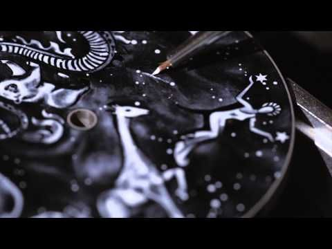 Know-how dedicated to Extraordinary Dials™ watches by Van Cleef & Arpels - YouTube