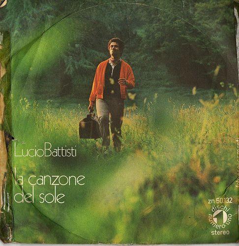 Lucio Battisti - La canzone del sole  #TuscanyAgriturismoGiratola