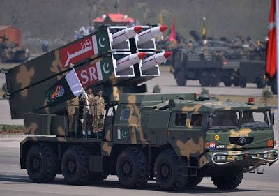 Pakistan Armed Forces: Pakistan Missile capability - Shaheen, Nasr, and Abdali