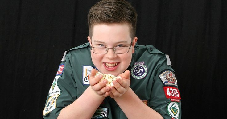 Scout popcorn sales tips for when you're no longer a little Cub Scout