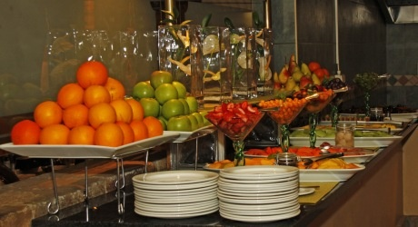 #Breakfast Buffet at #Matthews #Restaurant at the #RivieraonVaal #Hotel. From blogonvaal: http://blogonvaal.com/2012/07/02/riviera-on-vaal-hotel-breakfasting-dawn/
