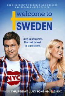 Welcome to Sweden (2014) New York accountant Bruce moves to Sweden after falling in love with a Swedish girl.