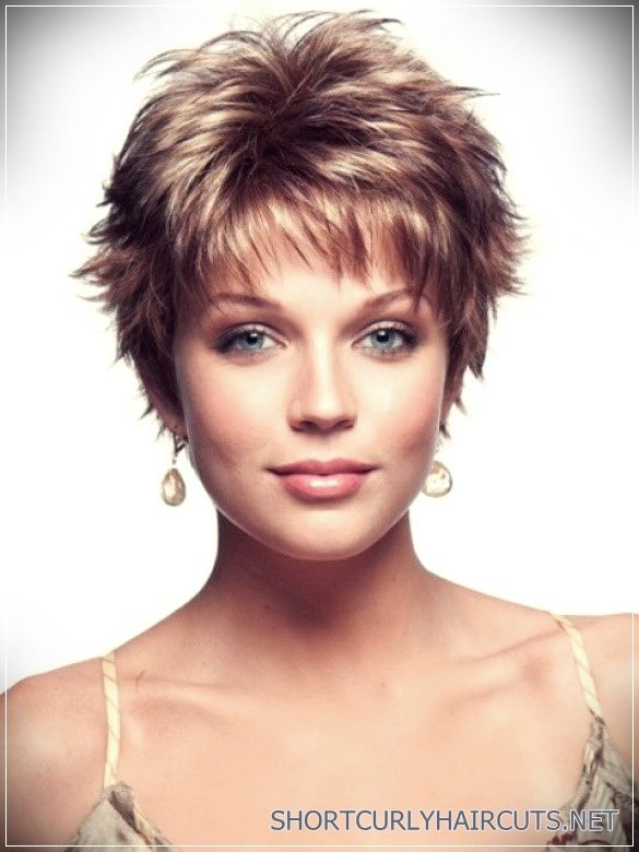 6 Alluring Short Haircuts For Thick Hair Curly Hairstyles 2018