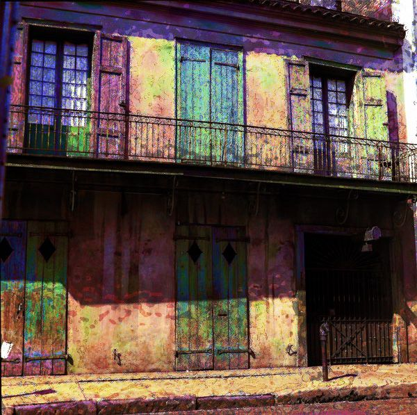 Preservation Hall, New Orleans Louisiana