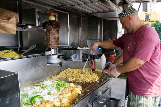 Vendy Award Finalist: The King of Falafel and Shawarma