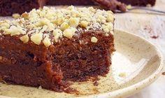 Zimski posni kolač- jednostavan ,jako sočan i mirisan kolač !!!! ~ Recepti za svaki dan