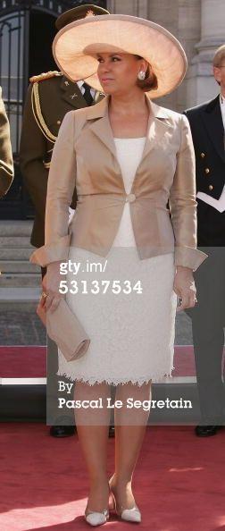 Grand Duchess Maria Teresa, June 23, 2005
