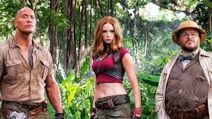 Hasil gambar untuk Jumanji: Welcome to the Jungle (2017)