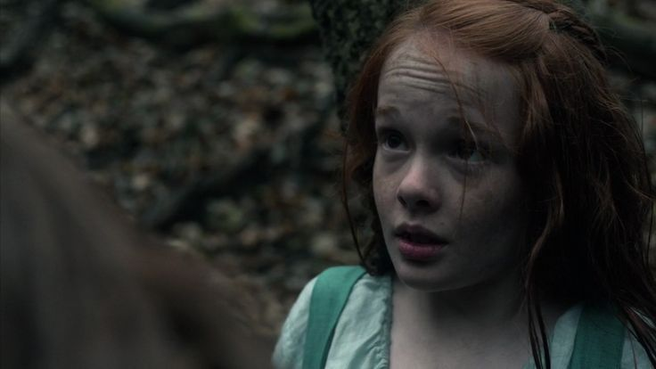 Madeline Power in the Last Kingdom.